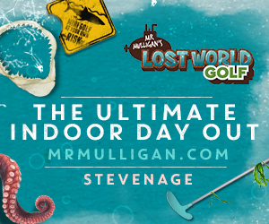 Mr Mulligans, Stevenage - The ultimate indoor day out.